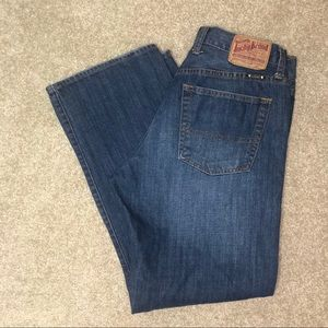 Lucky Brand Men's 181 Straight leg Jeans 32